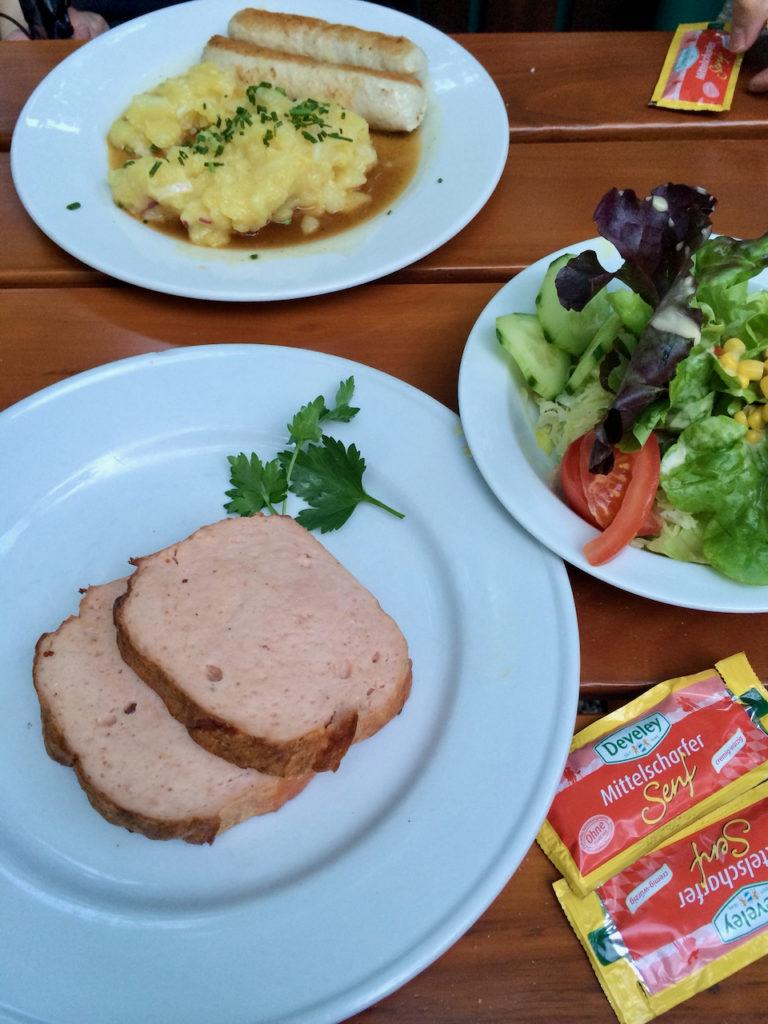 Augustiner Brau Food 2014