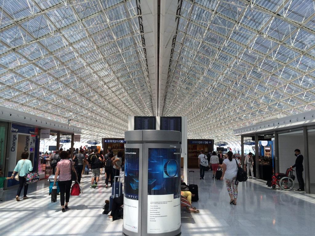 Paris CDG Terminal